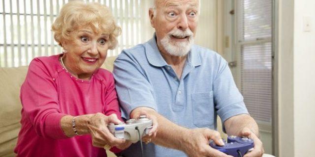 Los videojuegos «rejuvenecen» el cerebro