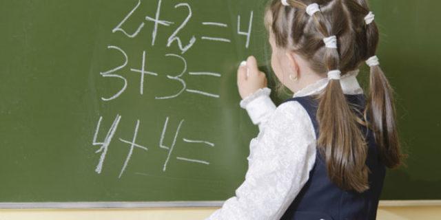 Así aprenden los niños las matemáticas