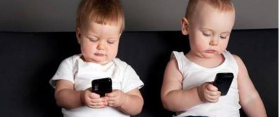 Tiempo de pantalla y los niños