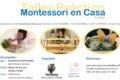 """Taller práctico """"Montessori en casa"""""""